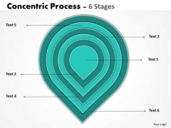 Marketing Diagram Concentric 6 Staged Diagram Mba Models And Frameworks