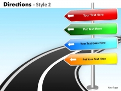 Marketing Diagram Directions Style 2 Consulting Diagram