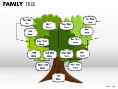 Marketing Diagram Family Tree Consulting Diagram