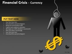 Marketing Diagram Financial Crisis Currency Sales Diagram