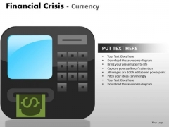 Marketing Diagram Financial Crisis Currency Strategic Management
