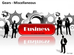Marketing Diagram Gears Miscellaneous Business Framework Model