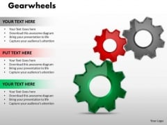 Marketing Diagram Gearwheels Consulting Diagram