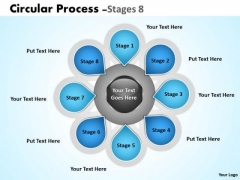 Marketing Diagram Hub And Spoke Stages 8 Consulting Diagram