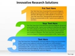 Marketing Diagram Innovative Research Solutions Strategy Diagram