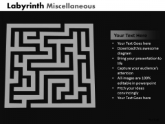 Marketing Diagram Labyrinth Misc Business Framework Model