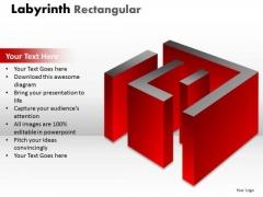 Marketing Diagram Labyrinth Rectangular Strategic Management