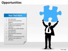Marketing Diagram Opportunities Business Framework Model