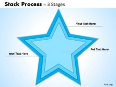 Marketing Diagram Stack Process Star Business Framework Model