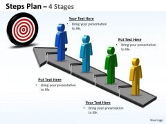 Marketing Diagram Steps Plan 4 Stages Style 6 Mba Models And Frameworks