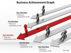 Mba Models And Frameworks Business Achievement Graph Consulting Diagram