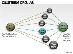 Mba Models And Frameworks Business Clustering Diagram Sales Diagram