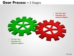 Mba Models And Frameworks Gears Process 2 Stages Strategic Management