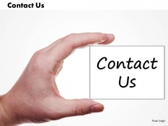 Mba Models And Frameworks Hands Holding Contact Us Card Consulting Diagram