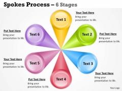 Mba Models And Frameworks Illustration Of Multicolored Business Sales Diagram