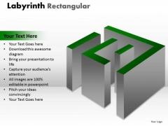 Mba Models And Frameworks Labyrinth Rectangular Strategy Diagram