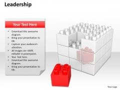 Mba Models And Frameworks Leader Ship Marketing Diagram