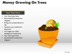 Mba Models And Frameworks Money Growing On Trees Sales Diagram