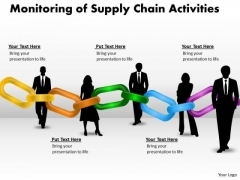 Mba Models And Frameworks Monitoring Of Supply Chain Activities 5 Business Framework Model