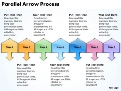 Mba Models And Frameworks Parallel Arrow Process Strategic Management