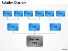 Mba Models And Frameworks Relation Diagram Diagram Business Diagram