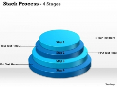 Mba Models And Frameworks Stack Process Step 4 Strategy Diagram