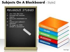 Mba Models And Frameworks Subjects On A Blackboard Marketing Diagram