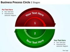 Sales Diagram Business Process Circle 2 Stages 7 Strategy Diagram