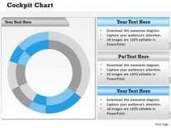 Sales Diagram Business Reports In Dashboard Style Strategic Management