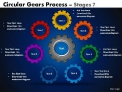 Sales Diagram Circular Gears Flowchart Process Diagram Strategic Management