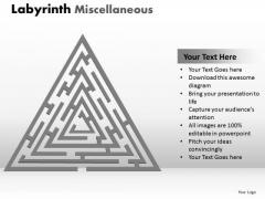 Sales Diagram Labyrinth Misc1 Business Finance Strategy Development