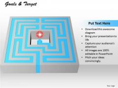Sales Diagram Planning Of Business Goals Mba Models And Frameworks