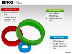 Sales Diagram Rings Misc Business Framework Model