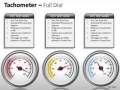 Sales Diagram Tachometer Full Dial Mba Models And Frameworks