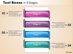 Sales Diagram Text Boxes Process Marketing Diagram
