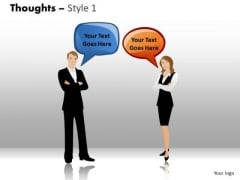 Sales Diagram Thoughts Style 1 Consulting Diagram