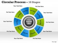 Strategic Management 10 Stages Basic Elements Strategy Diagram