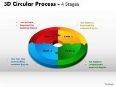 Strategic Management 3d Chart Ppt Templates Business Diagram