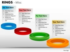 Strategic Management Rings Misc Business Framework Model
