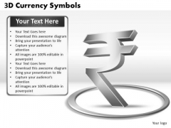 Strategy Diagram 3d Currency Symbols Strategic Management