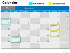 Strategy Diagram Blue Calendar 2011 Mba Models And Frameworks