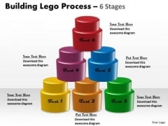 Strategy Diagram Building Lego Process 6 Stages Business Cycle Diagram