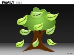 Strategy Diagram Family Tree Marketing Diagram