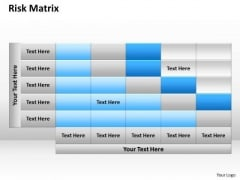 Strategy Diagram Risk Matrix Flow Diagram Mba Models And Frameworks